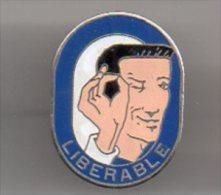 REF A6 : Pin's Pin Militaire Libérable La Quille Armée - Pin's & Anstecknadeln