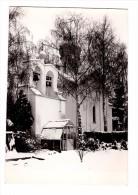 91 Sainte Genevieve Des Bois Eglise Russe Du Cimetiere Neige - Sainte Genevieve Des Bois
