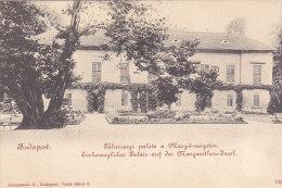 Budapest - Föherczegi Palota A Margit-szigeten (Kampmann) - Hongrie