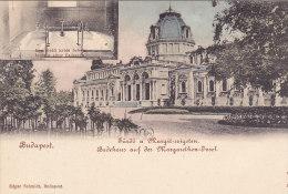 Budapest - Fürdo A  Margit-szigeten - Badehaus Auf Der Margarethen-Insel (Edgar Schmidt) - Hongrie
