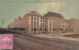 Kolozsuar - Igazsagügyi Palota - Palais De Justice (animation, 1912) - Hungary