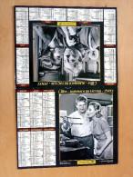 SUPERBE CALENDRIER JEAN GABIN/M.J.NAT/BOURVIL / MICHELE MORGAN - 2003 - COMME NEUF - - Calendriers