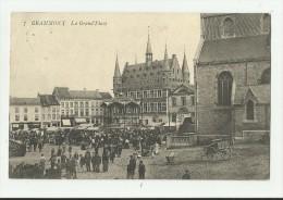 Geraardsbergen - Grammont  *   La Grand'Place - Geraardsbergen