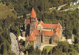 CLERVAUX - Abbaye Bénédictine St-Maurice Et St Maur - Vue Aérienne - Clervaux