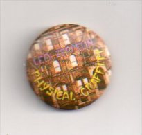 REF A6 : Pin's Pin Badge Ancien Vers 1980  LED ZEPPELIN - Celebrities