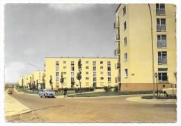 Cpsm: 94 CRETEIL - Le Mont Mesly (Cité, Voiture Simca Ariane)  1971 - Creteil