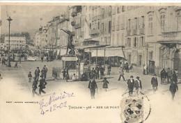 C P A  - TOULON  Sur  Le   PORT - Toulon