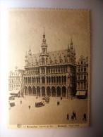 Carte Postale Belgique Bruxelles Maison Du Roi - Brussel King´s Hall (non Circulée) - Bauwerke, Gebäude