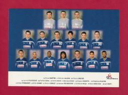 CPM.    Sports.   HANDBALL.   L'équipe De France. - Handball