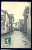 Cpa Du  40 Sorde L' Abbaye  La Rue Lavielle - 1911 -     LIOB11 - France