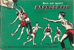 KEN UW SPORT - BASKETBALL ( DUWAER & ZONEN ) ( RUCANOR ) - Pratique