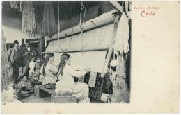 IZMIR  Coula - Ouvrieres Des Tapis - Turkey - Turquie - Türkei - Turchia