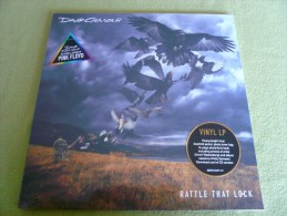 """David Gilmour""""Pink Floyd""""33t Vinyle""""Rattle That Lock"""" - Collectors"""