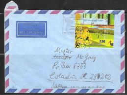 2010 Germany Eifel National Park Sheet To SC USA - BRD