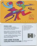 Telefonkarte Cabo Verde  - Kola Sanjon - Cap Vert
