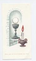 Image Pieuse--PAPIER-JAUNE - Devotion Images