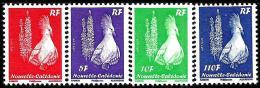 New Caledonia - 2009 - Cagou Bird And Caledonian Pine - Mint Definitive Stamp Set - New Caledonia