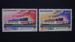 Denmark - 1973 - Mi.Nr. 545-6**MNH - Look Scan - Nuovi