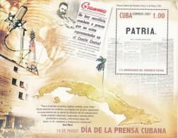 Cuba Hb 222 - Hojas Y Bloques