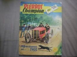PIERROT CHAMPION N°13 25-31956 - Livres, BD, Revues