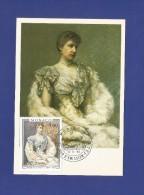 Monaco  1971 Mi.Nr. 1442 , Marie Alice Heine - Maximum Card - Jour D`Emission 6-11-1980 - Maximum Cards