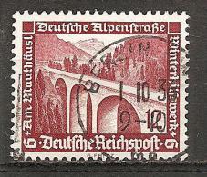 Michel 639 O - Deutschland