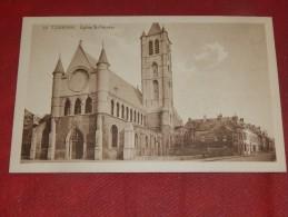 TOURNAI -  Eglise St Nicolas  -  (2 Scans) - Tournai