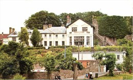 POWYS - CASTLE OF BRECON HOTEL Pow74 - Breconshire