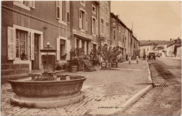 67 Chatenois (Vosges), Hôtel De La Poste, Eugène Prang, Publicité Au Dos - Chatenois