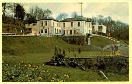 POWYS - CRICKHOWELL - GWERNVALE MANOR HOTEL Pow79 - Breconshire