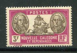 NOUVELLE CALEDONIE- Y&T N°158- Neuf Avec Charnière * (gomme Altérée) - New Caledonia