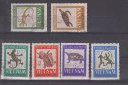 Viet Nam Du Nord YV 488/3 O 1965 Reptiles - Reptiles & Batraciens