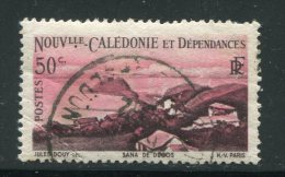 NOUVELLE CALEDONIE- Y&T N°262- Oblitéré - Nuova Caledonia