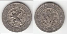 **** BELGIQUE - BELGIUM - BELGIE - 10 CENTIMES 1862 LEOPOLD I ROI DES BELGES **** EN ACHAT IMMEDIAT - 1831-1865: Léopold I