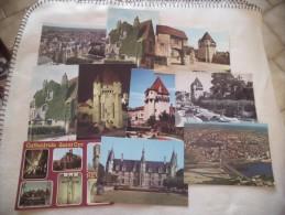 Lot De 10 CARTES DE NEVERS ..NIEVRE - 5 - 99 Cartes