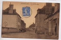 03 - AGONGES - La Rue Principale - Autres Communes