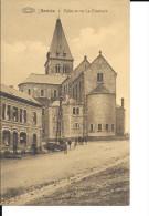 Bertrix (Lux) - Eglise Et Rue La Crochette-Animée Et Boutique Delogne. S. - Ed: PREAUX AGHLIN - Etat: Voir Scan - Bertrix