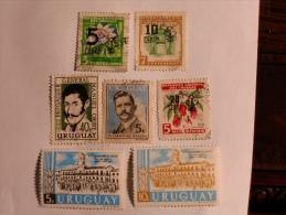 URUGUAY  1958-60   LOT# 8 - Uruguay