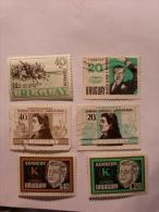 URUGUAY  1961-65   LOT# 9 - Uruguay