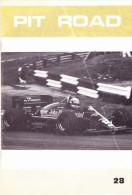 PIT ROAD - N.28 - 1986 - LOTUS 97T F1 - Groot-Britannië
