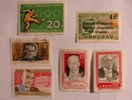 URUGUAY  1966-69   LOT# 11 - Uruguay