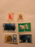 URUGUAY  1971-9   LOT# 14 - Uruguay