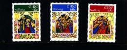 IRELAND/EIRE - 2005  CHRISTMAS SET  MINT NH - Nuovi