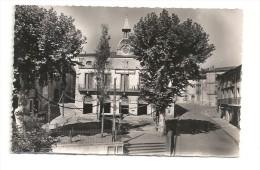 I 243 ROUJAN  PLACE DE LA MAIRIE - Altri Comuni