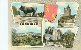 Laguiole - Divers Vues      Q352 - Laguiole