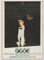 Gigolò (Richard Gere) - Cinema