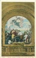 BOSTON - State House - Painting, Landing Of Pilgrims - Boston