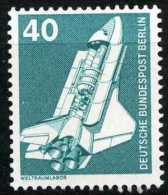 A10-56-9) Berlin - Michel 498 - ** Postfrisch (A) - 40Pf  Industrie Und Technik I - Berlin (West)