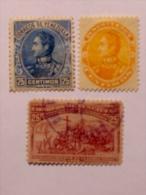 VENEZUELA  1893-1901  LOT# 2 - Venezuela