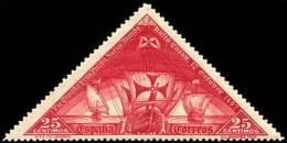 España 0539 ** Descubrimiento De America. 1930 - 1889-1931 Reino: Alfonso XIII